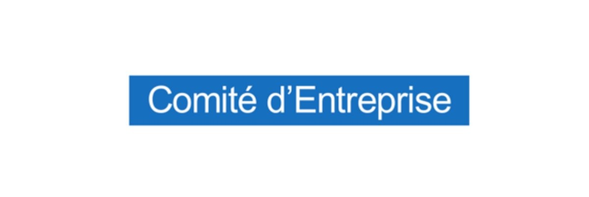 Panneau Comité d'entreprise