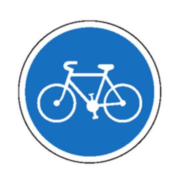 Panneau Piste cyclable Classe 2