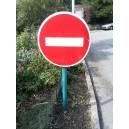 Panneau Sens interdit Classe 2