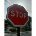 Panneau Stop Classe 1