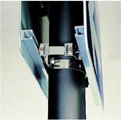 Panneau Collier double de fixation (PRIVE)