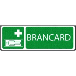 Pictogramme Brancard