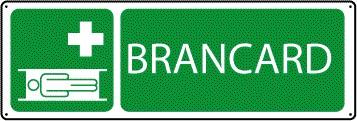 Pictogramme Brancard