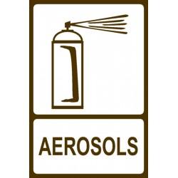 Panneau Aérosols