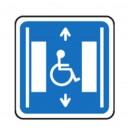 Ascenseur Handicapés Picto