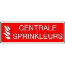 Panneau Centrale Sprinkleurs