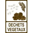 Déchets végétaux
