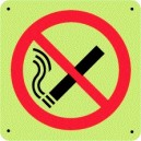 Défense de Fumer Photoluminescent Picto