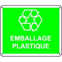 Panneau Emballage plastique