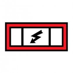 Panneau Emergency switcboard