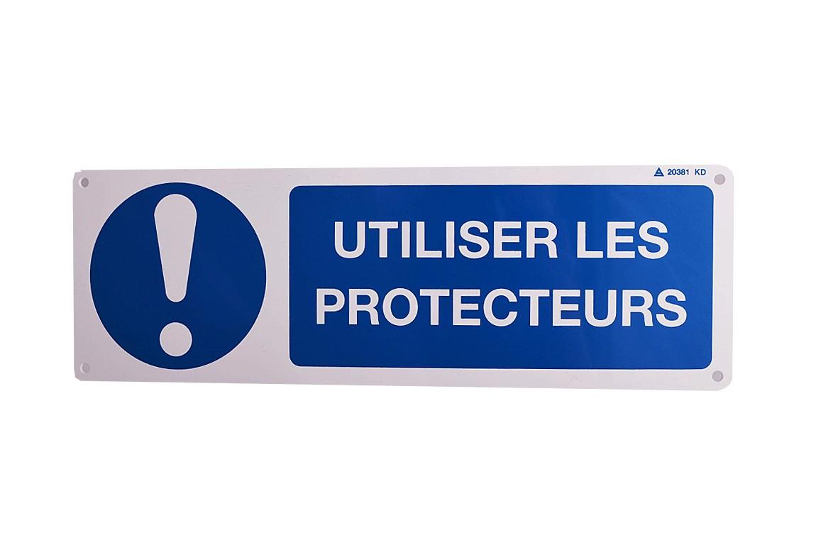 Panneau Utiliser les Protecteurs