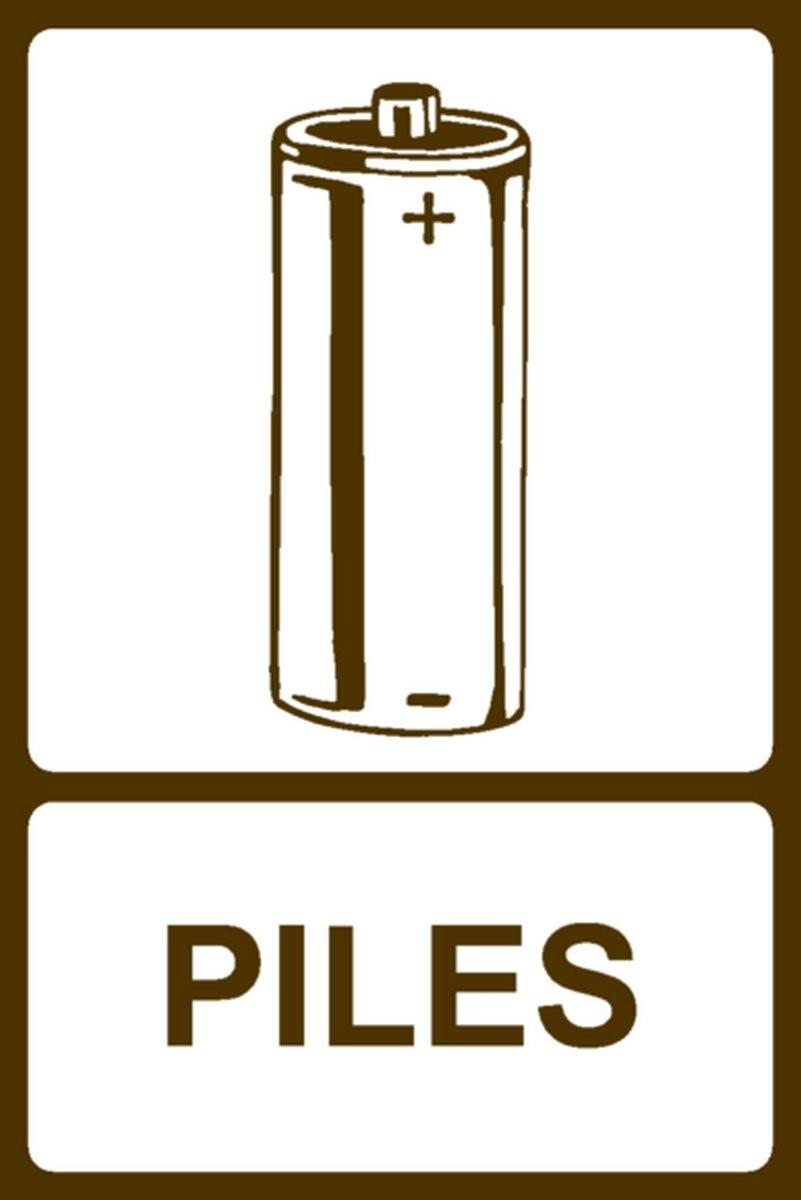 Panneau Piles
