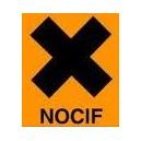 Nocif  Vinyle adhésif