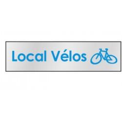 Plaque Local Vélos