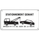 Stationnement Gênant