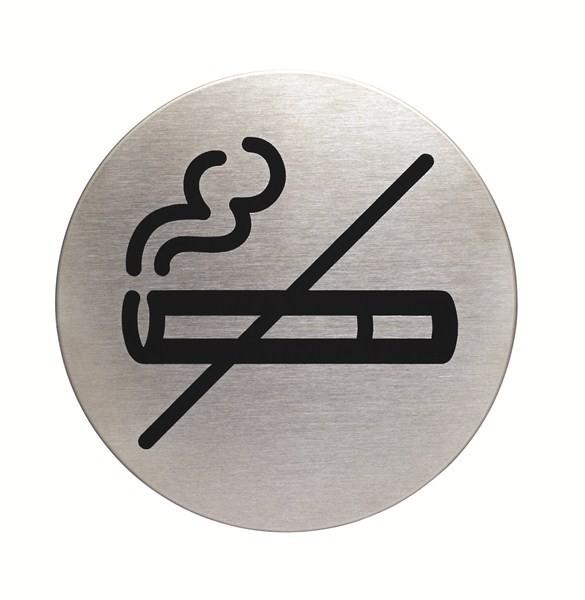 Plaque Non fumeurs picto