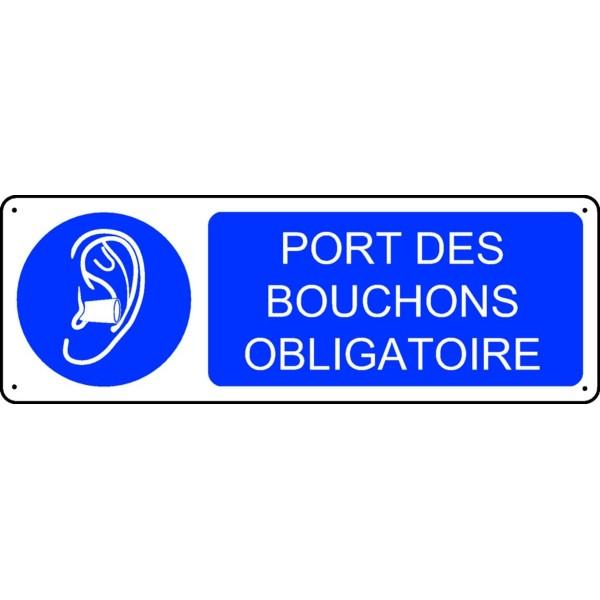 Panneau Port Des Bouchons Obligatoire Stocksignes