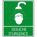 Douche d'Urgence