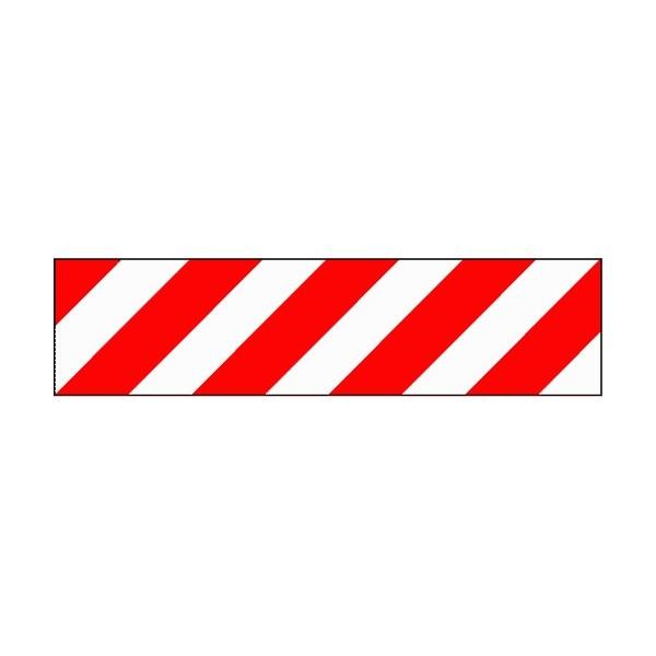 Bande Alu R 233 Fl 233 Chissante Rouge Blanc Stocksignes