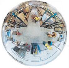 Miroir Volum 180° Ø600 mm
