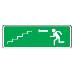 Pictogramme Escalier (Gauche)