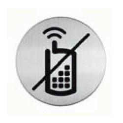 Plaque Portable interdit