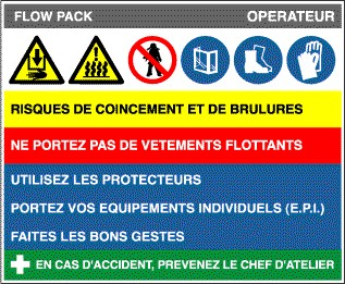 Consigne Flow Pack