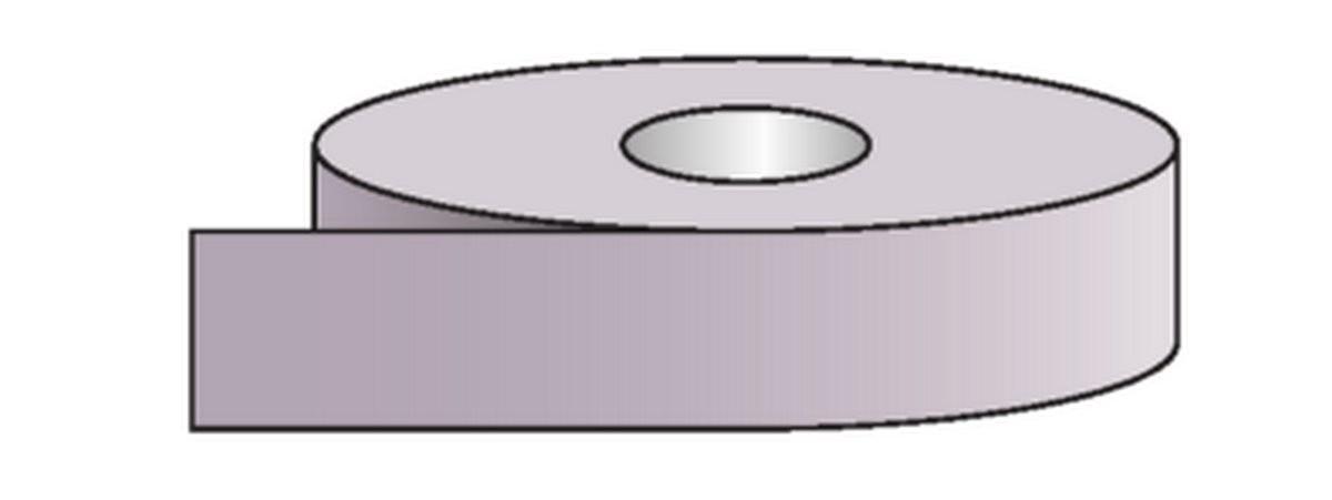 Rouleau pour tuyauteries Vapeur-Gris Argent (50mm)