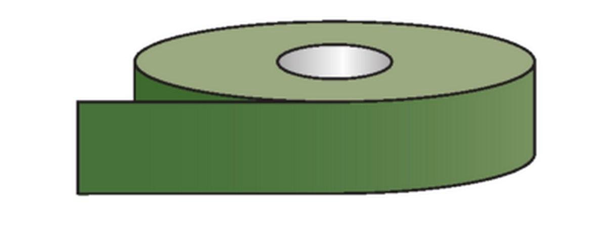 Rouleau pour tuyauteries Vert (50mm)