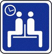 Salle d'attente Picto