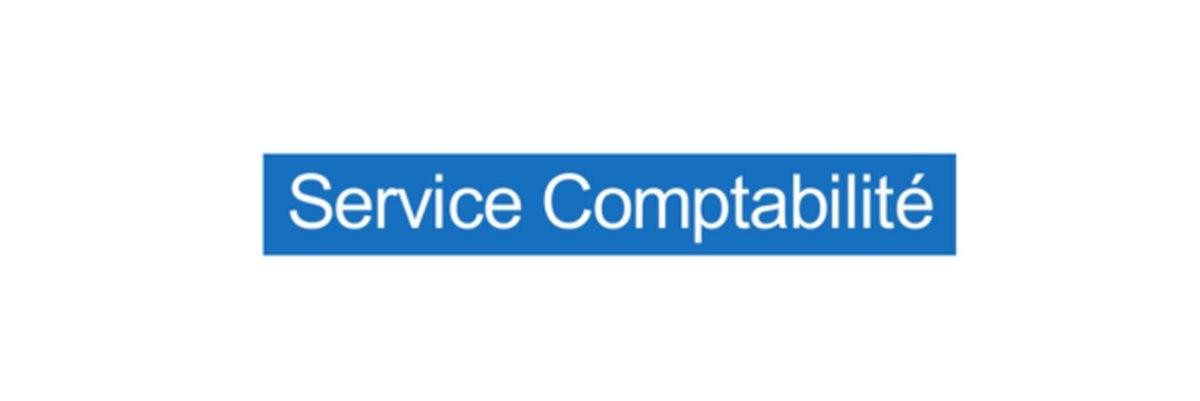 Panneau Service Comptabilité