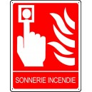 Pictogramme Sonnerie Incendie
