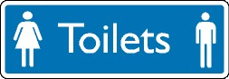 Pictogramme Toilets