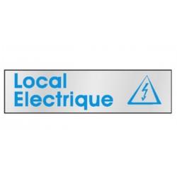 Panneau Local Electrique