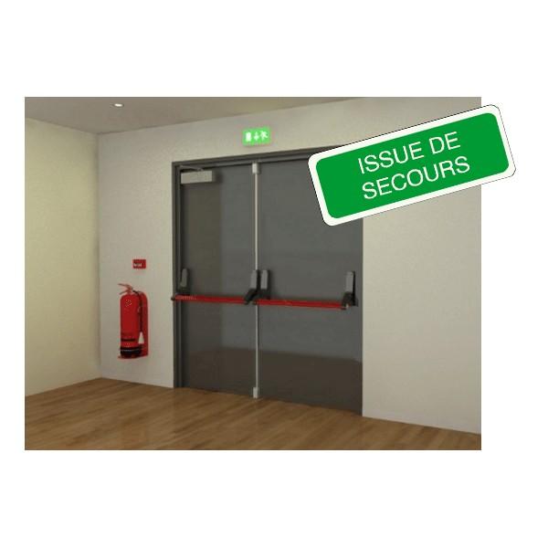 Panneau Issue De Secours Stocksignes - Porte de secours