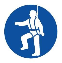 Harnais de sécurité Picto Etiquettes