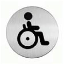 Plaque Handicapé Picto