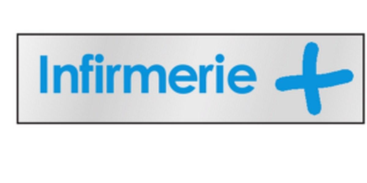 Panneau Infirmerie