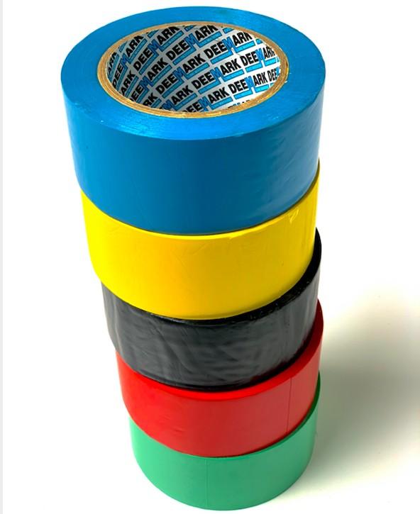 Rouleau adhésif 1 couleur - Plusieurs dimensions au choix