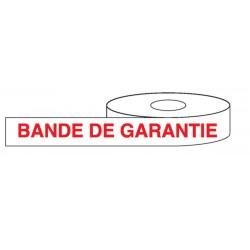 Bande de Garantie Rouleau adhésif
