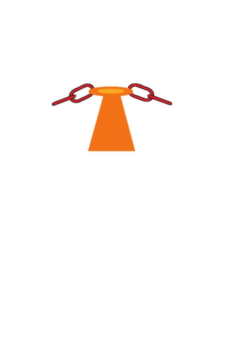 Kit d'accrochage de chaînes