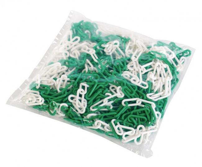 Chaine Vert/Blanc
