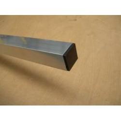 poteau acier galvanis 80x80mm stocksignes. Black Bedroom Furniture Sets. Home Design Ideas