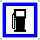 Pictogramme Carburant