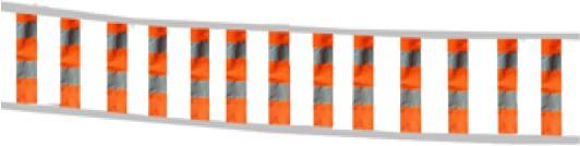 Bandeau de signalisation