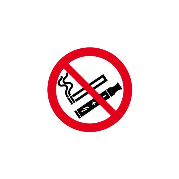 panneau interdit de fumer et de vapoter picto stocksignes. Black Bedroom Furniture Sets. Home Design Ideas