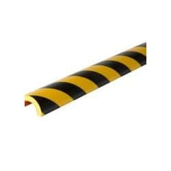 Mousse protection 1m Tube Ø50mm Noir/Jaune