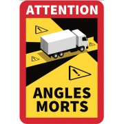 Danger Angles morts Poids lourds