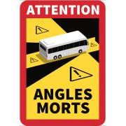 Danger Angles morts Bus