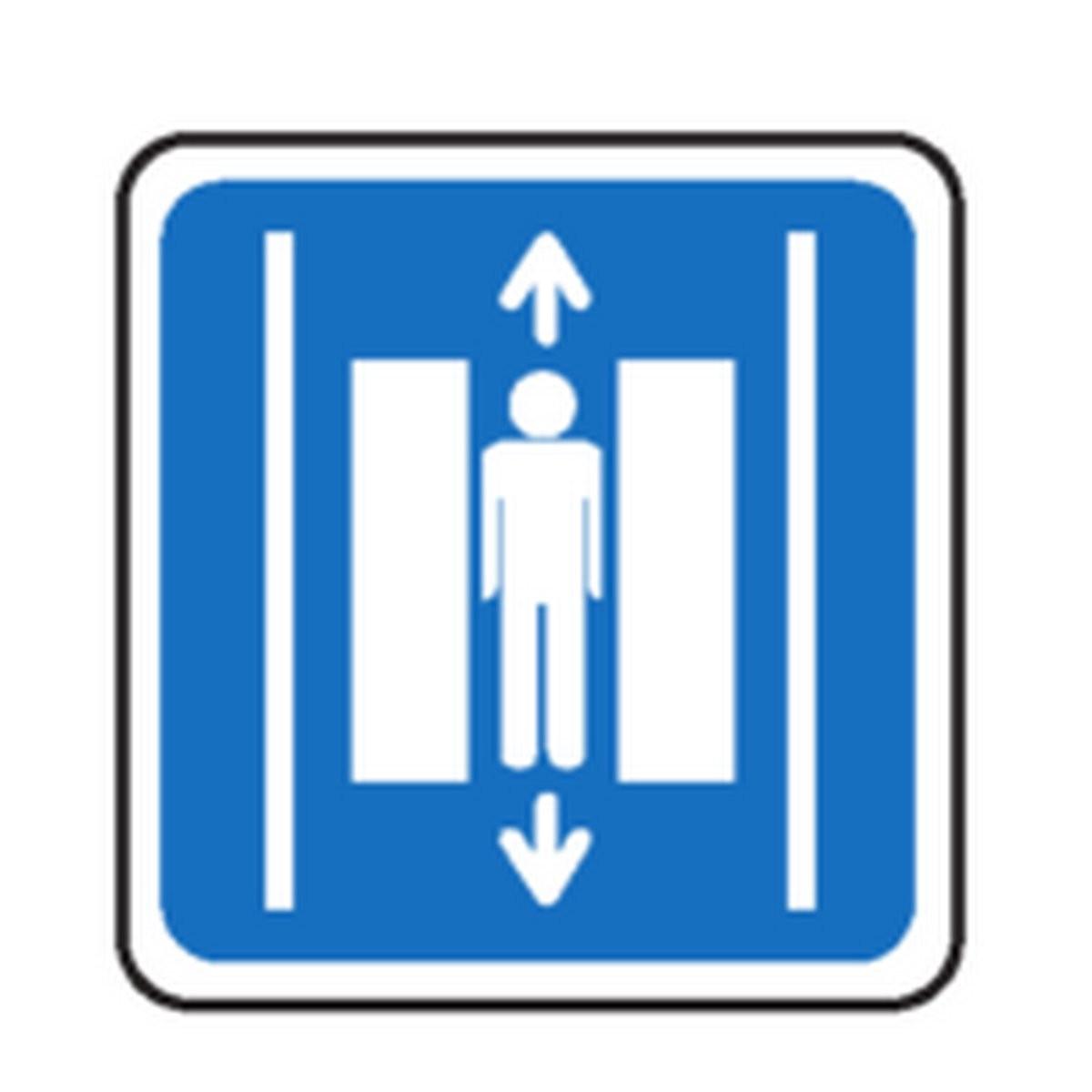 Ascenseur Picto